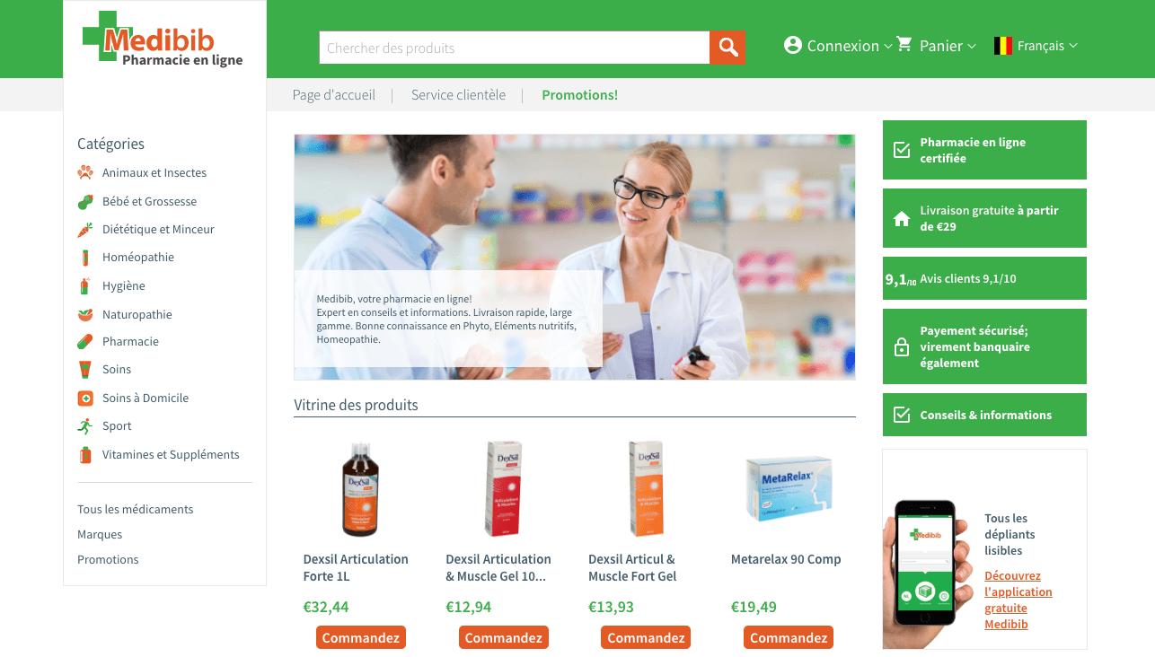 Medibib Pharmacie